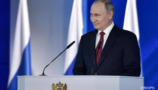 До 1 травня у РФ відбудеться референдум щодо поправок Путіна до Конституції
