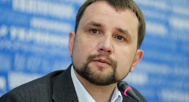 «Президенту нужно кого-то принести в жертву собственной неэффективности»: Вятрович считает, что Зеленский отправит правительство Гончарука в отставку