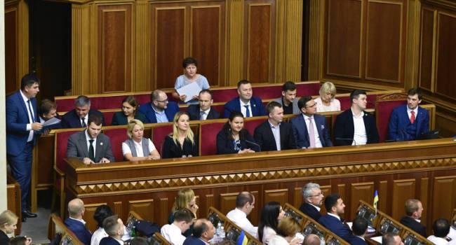 Пользователи соцсетей раскритиковали правительство Гончарука – хотят во властные кабинеты крепких хозяйственников