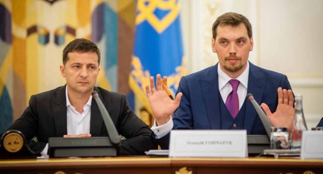 Зеленский заразился «болезнью» предыдущих президентов, и не решится поставить во главе правительства действительно сильную личность - Небоженко