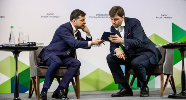 «Это может быть частью информационной волны, запущенной командой Зеленского»: Журналист прокомментировал возможную отставку Гончарука