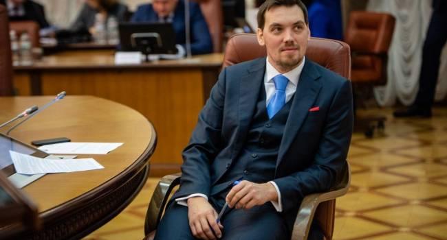 «Дешевый пиар»: Медведчук и Дубинский пришли к одинаковому выводу, говоря о возможной отставке Гончарука