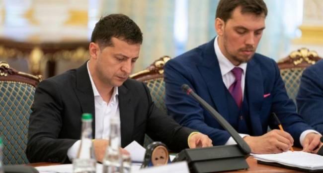 Богданов: после публичной поддержки Зеленского Кабмину ничего не будет угрожать уже, скорее всего, до лета