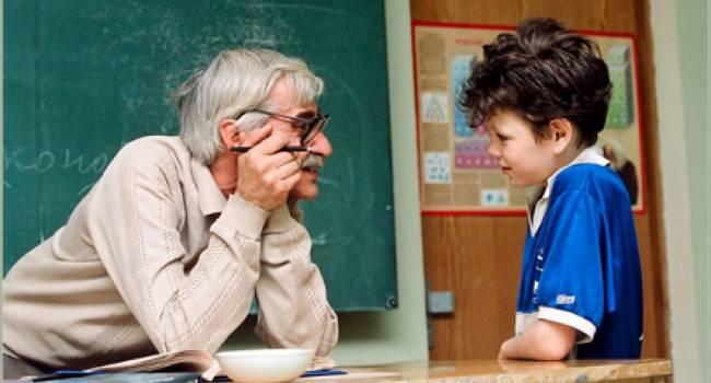 «Школы в Украине будут омолаживаться»: Педагоги-пенсионеры будут работать в школе только по договору
