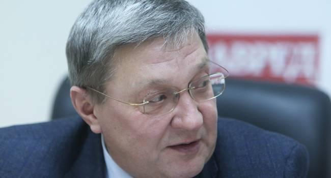 Политика Кабинета министров Гончарука нацелена на обслуживание интересов спекулятивного иностранного капитала и внешних сил - Суслов