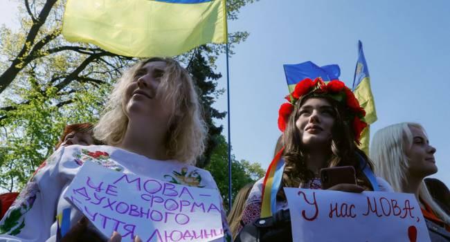 «Им абсолютно пофиг»: журналист прокомментировал запрет русских школ в Украине