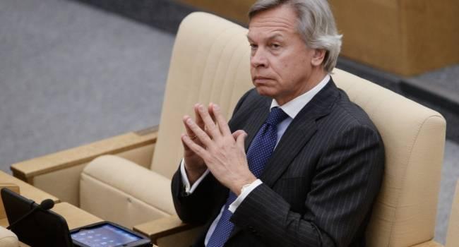 «В угоду США меняться не будем»: Пушков прокомментировал реакцию Помпео на смену правительства России