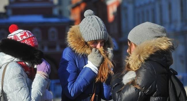 Чтобы не было обморожения: специалисты рассказали, как одеваться в мороз