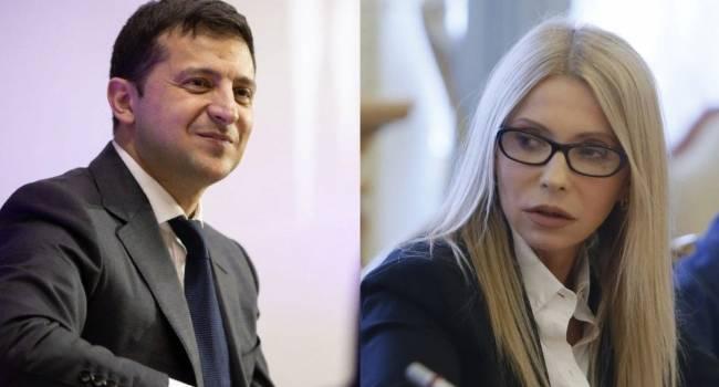 «Это что, мир и покой, который Зеленский принес на Донбасс, это возвращение наших территорий в родную страну?»: Тимошенко снова раскритиковала президента