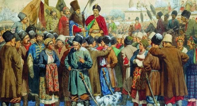 Историк: в этот день 366 лет назад в Переяславе состоялась печально известная Рада, открывшая ползучую оккупацию Гетманщины
