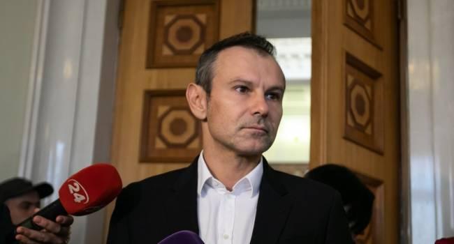 «Ответственность за работу правительства Гончарука полностью несет монобольшинство»: Вакарчук напомнил, что его партия не голосовала за этот Кабмин