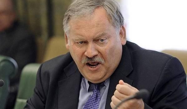 Одиозный Затулин выразил сомнение в возможности улучшения российско-украинских отношений