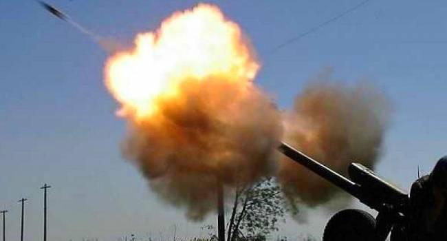«Земля под ногами гремит»: Армия РФ «поливает» Украину из запрещенного вооружения