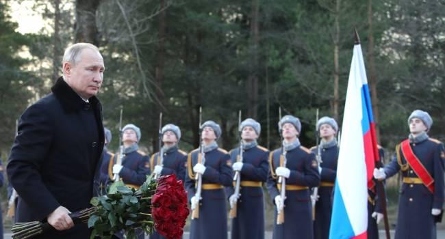 «Заткнем поганый рот»: Путин пообещал проучить Запад историческими сведениями о Второй мировой войне