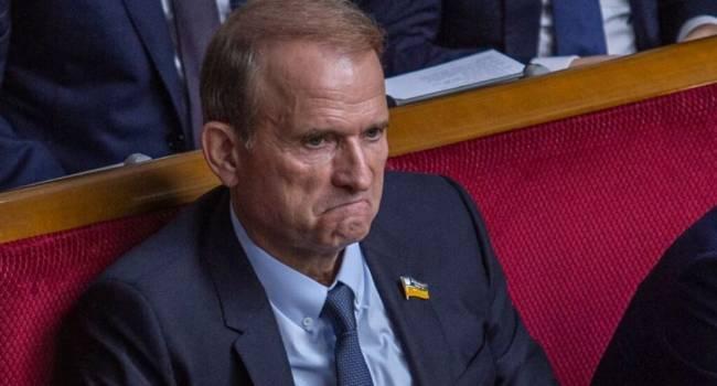 В ОПЗЖ своим голосованием в Раде опозорились перед Кремлем – Медведчуку теперь приходится исправлять ситуацию