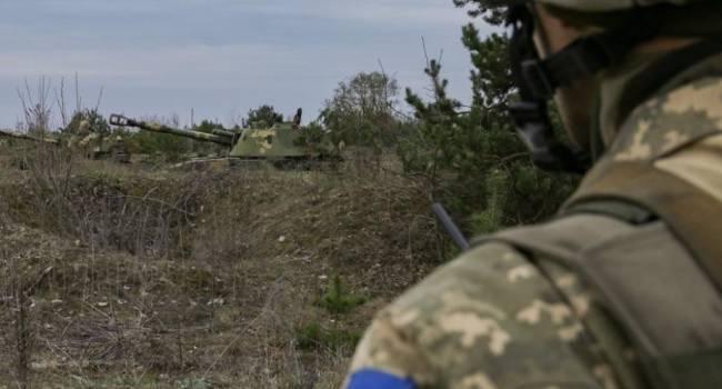 «За день минус 8 человек»: Бойцы ВСУ понесли серьезные потери на Донбассе
