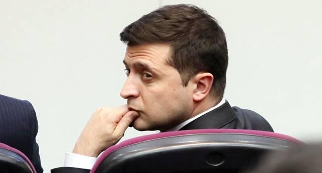 Зеленский решил дать Гончаруку второй шанс, добровольно взяв на себя все репутационные минусы - политтехнолог