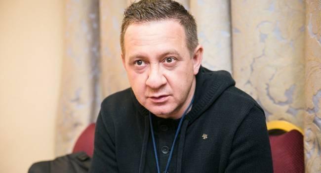 Муждабаев: пришло время сказать «стоп» СМИ Медведчука, «слуг России» в Украине