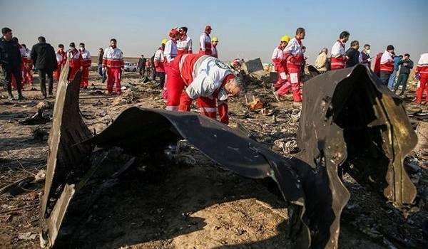 Крушение самолета МАУ: Иран не спешит отдавать черные ящики