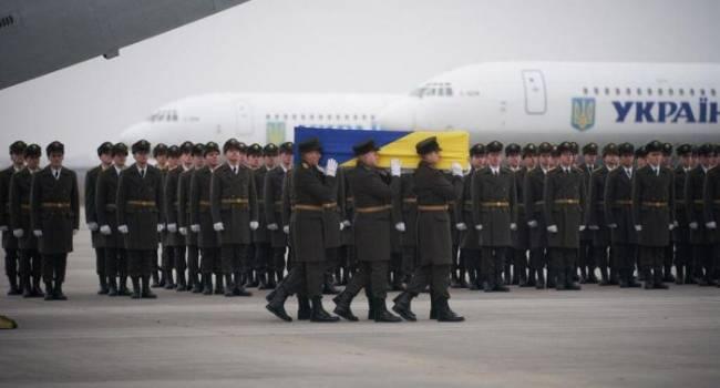 Журналист: со встречи тел украинцев, погибших в катастрофе Боинга в Иране власть устроила помпезное шоу