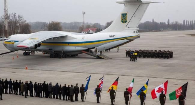 Аналитик назвал две грубейших ошибки, которые допустили pr-менеджеры ОП во время прощания с погибшими в Иране украинцами