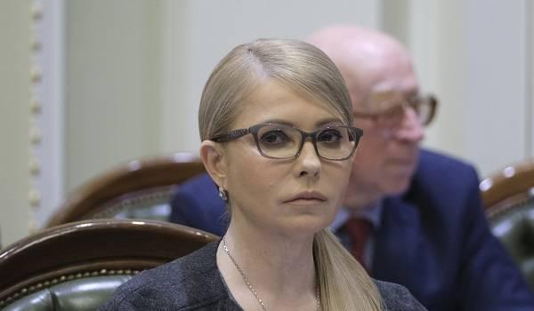 «Ані Іоанн Хреститель, ні сам Ісус цього не робили»: Тимошенко каже, що українці не повинні стрибати в ополонку