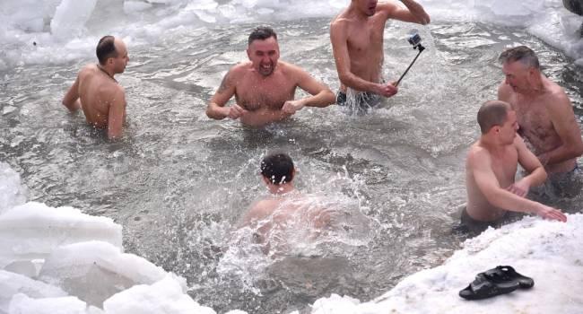 Грех голосования за Зеленского не смывается тоже: Бабченко рассказал, почему обнулить свои грехи купанием в холодной воде не получится