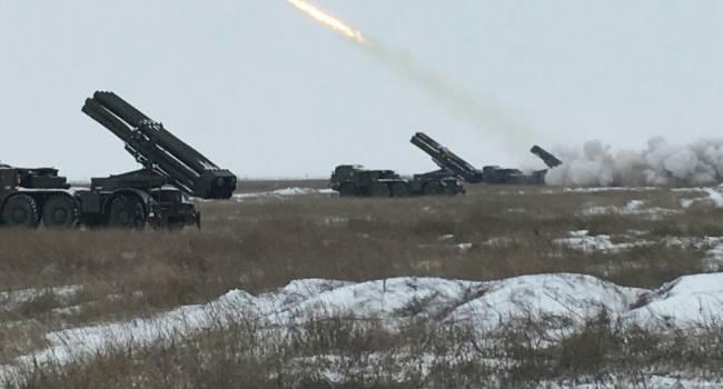 «Полномасштабное вторжение началось?»: Донецкая и Луганская области содрогаются от артиллерийских боев