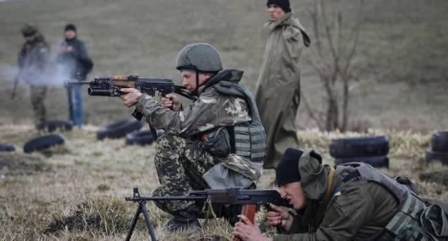 В «ДНР» анонсировали увеличение количества обстрелов на Донбассе