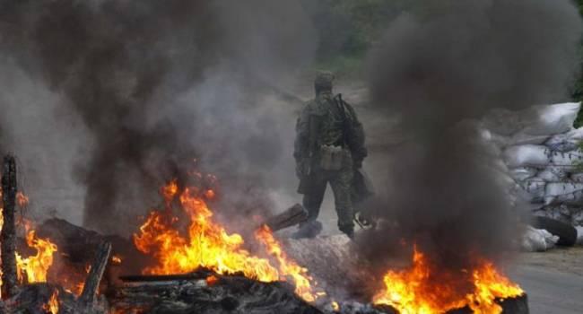 «Пошла в ход артиллерия»: На Донбассе началось масштабное наступление