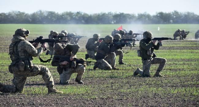 «Ох і Гупає, це жах!»: Весь Донбас буквально «горить полум'ям» від атак Росії