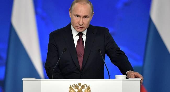 Эксперт: Путин запустил внутриэлитную гражданскую войну в России
