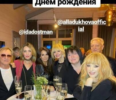 Максим Галкин вышел в свет с двойником Аллы Пугачевой