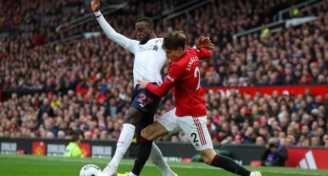 В центральном матче 23-го тура АПЛ «Ливерпуль» уверенно обыграл «Манчестер Юнайтед»