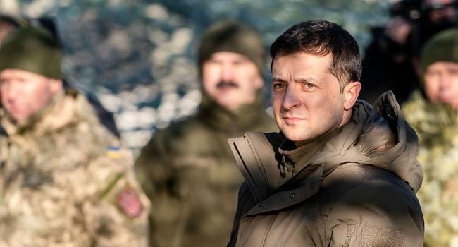 «Он быстро учится, и делает правильные выводы»: Кривонос заявил, что Зеленский заметно вырос как Верховный главнокомандующий ВСУ
