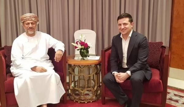 Пристайко пообещал, что детали визита Зеленского в Оман станут известны «в свое время»