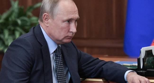 «Это подготовка к блицкригу?»: Булавка обратил внимание, что Путин внезапно и резко принялся перекраивать Россию