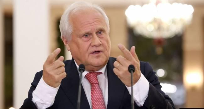 Сайдик назвал Россию стороной конфликта и дал понять, что именно она и ее сателлиты виновны в невыполнении Минских соглашений