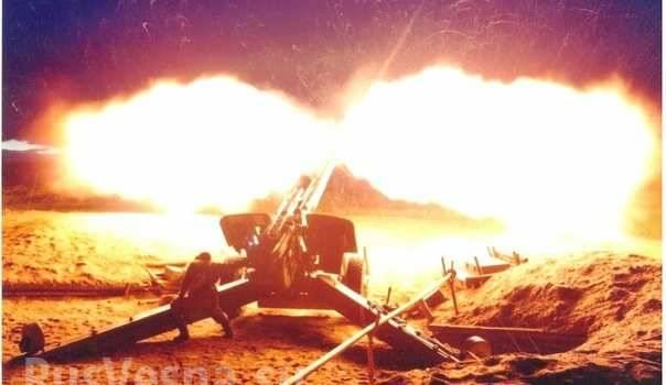 «Артиллерийский замес под Золотым»: ВСУ принимают на себя очень сильный удар армии России