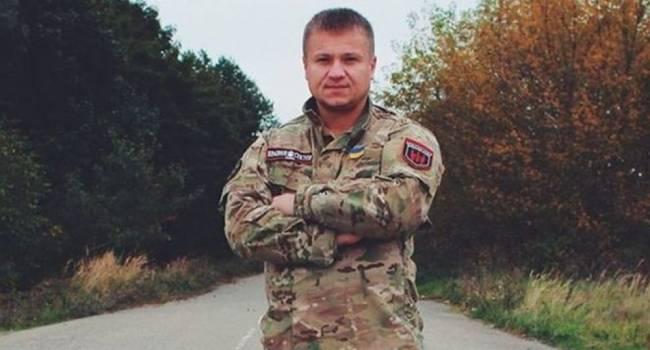 «Украинцы, помогите спасти Гергерта»: Ярош обратился к Украине с просьбой о помощи для «Червня»