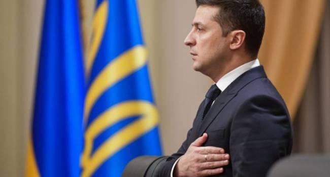 «Когда это будет?»: Владимир Зеленский заявил о своей отставке