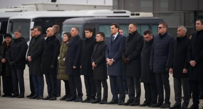 Прием сработал: сторонники Зеленского вчера сочувствовали президенту больше, чем погибшим, – политолог