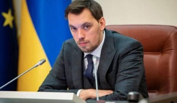 «Это был политический жест»: Разумков прокомментировал заявление Гончарука касаемо отставки