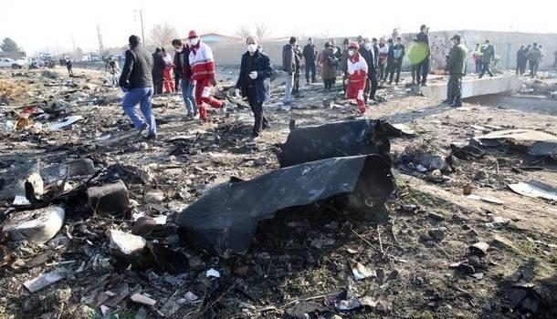Звіт Ірану: літак МАУ збили дві ракети