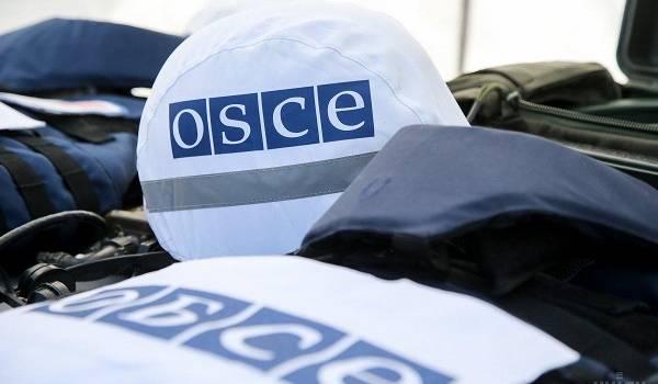 Российские наемники заблокировали работу миссии ОБСЕ на Донбассе – штаб ООС