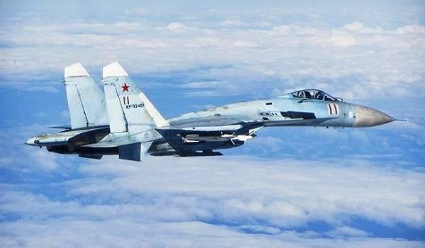 Авиация Путина опять провела учения в небе над аннексированным Крымом