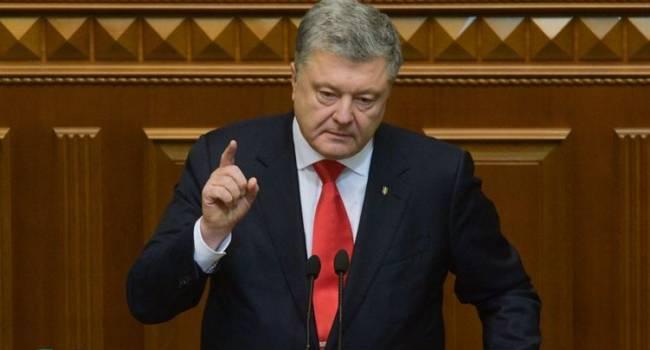 Нусс: Зеленскому не по себе от одной мысли, что Порошенко войдет в историю, как самый эффективный президент Украины