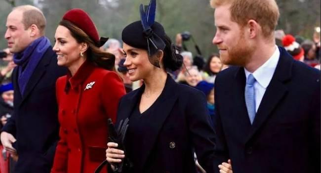 Встреча была тайной: принцы Уильям и Гарри договорились прекратить вражду