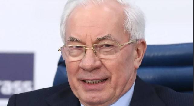«У страны с генетической чистотой нет будущего»: Азаров прокомментировал разрыв контракта с Сикорским из-за поездки в Россию