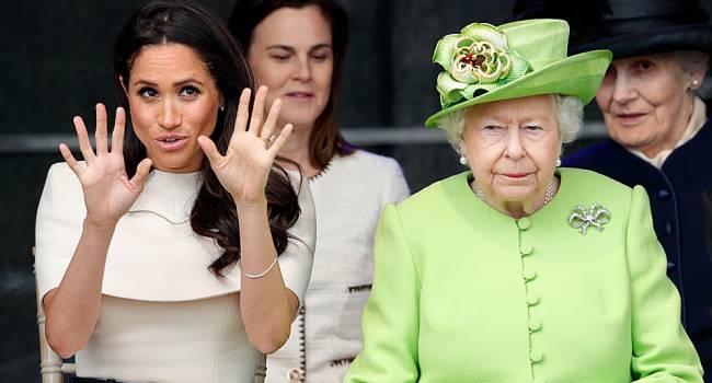 Скандал продолжается: Елизавета II требует  обратно у Меган Маркл подаренные драгоценности
